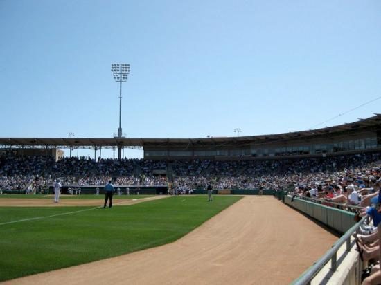 Hotels Near Hohokam Stadium Mesa Az