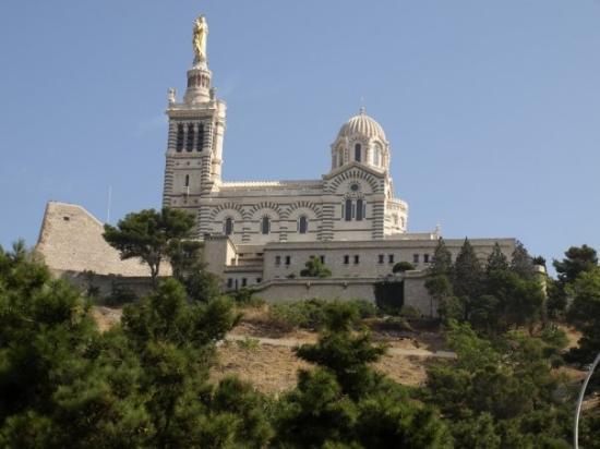 Basilique Notre Dame de la Garde: Notre-Dame de la garde
