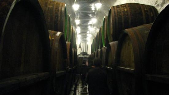 Pilsen, Tsjekkia: barrels of sweet sweet goodness