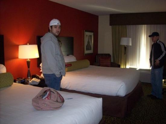WinStar World Casino Hotel: finally we got our room!