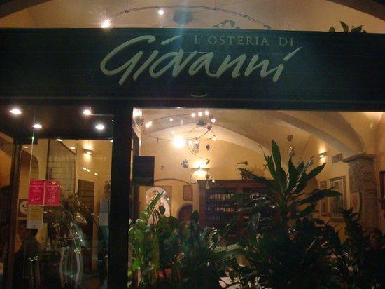 L'Osteria di Giovanni: The famous restaurant in Florence