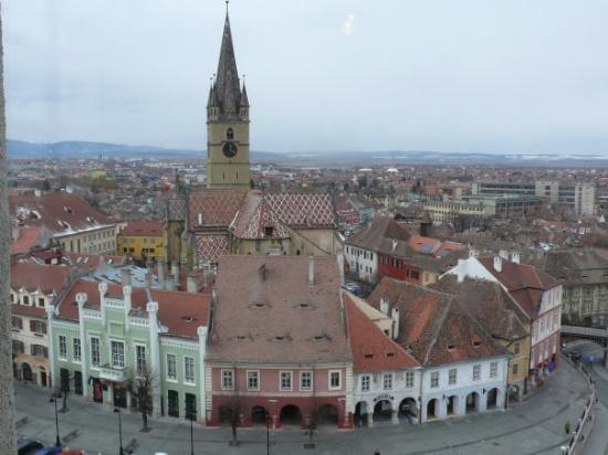 (Sibiu/Herrmanstadt, Romania)