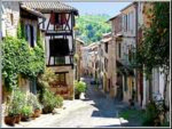 Cordes-sur-Ciel, Prancis: Cordes Sur Ciel