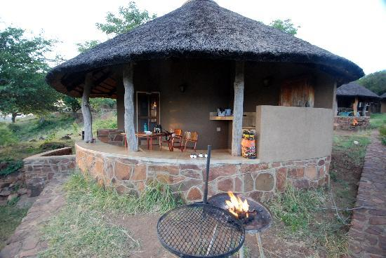 Rondavel picture of olifants rest camp kruger national for Rest house plan design