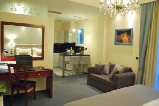 AVA Hotel Athens: Regular apartment