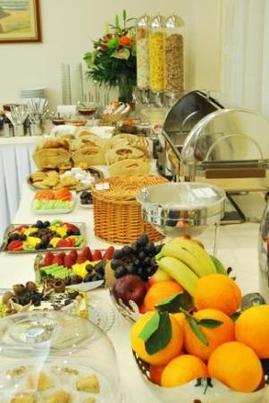 AVA Hotel Athens: Breakfast buffet