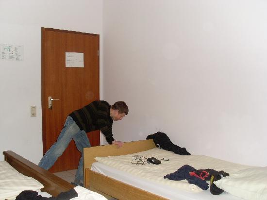 Hotel-Restaurant Schuetz: das zimmer
