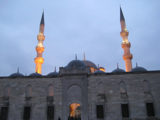 Istanbul, Turquie : Moschea