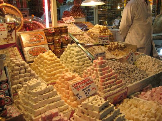 Istanbul, Turkey: Bazar egiziano