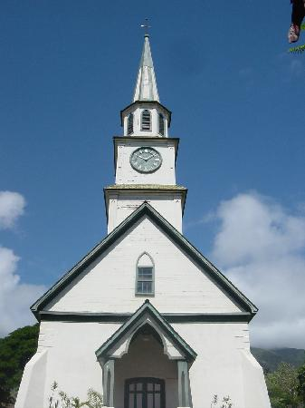 Kaahumanu Church: 美しい教会