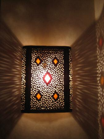 Les Bains de Marrakech: Beautiful details