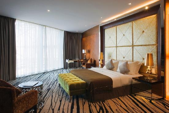 The Meydan Hotel: Meydan Suite