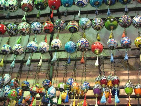 Estambul, Turquía: gran bazar