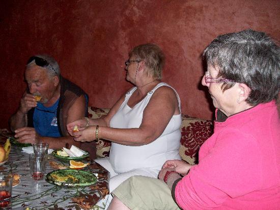 Maison D'Hote Chez Brahim: Couscous excellent