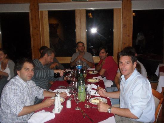 Antuquelen Hosteria Patagonica: Cenas con lo mejor de la Patagonia