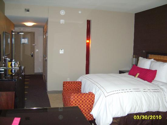 Mgm Grand Detroit Room Picture