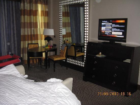 Calista Luxury Resort: standard room