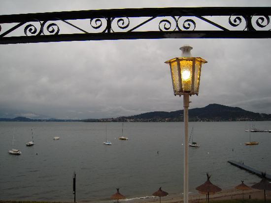 Hotel Villa Paradiso: veduta dall'albergo