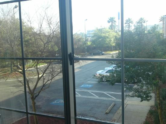 Extended Stay America - Jacksonville - Baymeadows: View from the room.