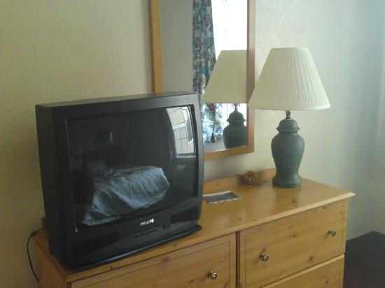 Extended Stay America - Jacksonville - Baymeadows: The entertainment center