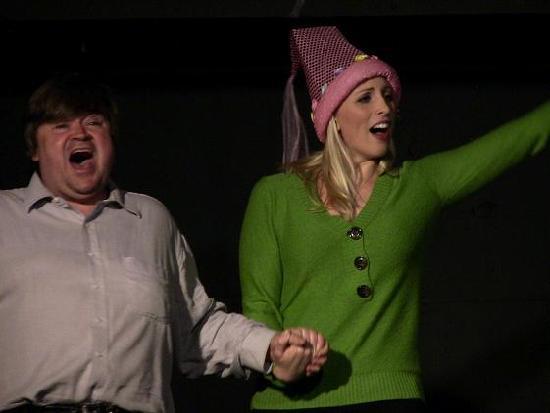 LMAO Off-Broadway Comedy Show: LMAO Off-Broadway