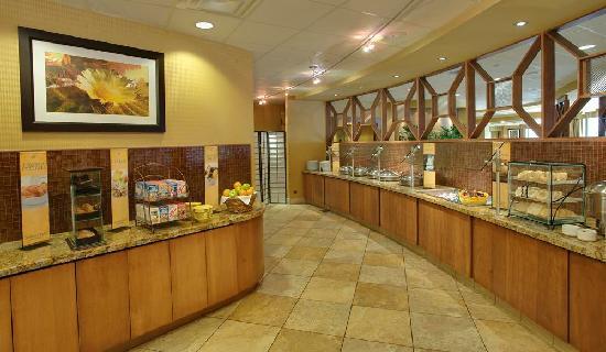 DoubleTree by Hilton Austin - University Area: Doubletree Breakfast Buffet