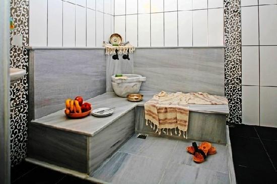 Garden House Istanbul : Turkish Bath