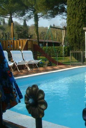 Residence Villalsole: Piscina bambini - Children pool
