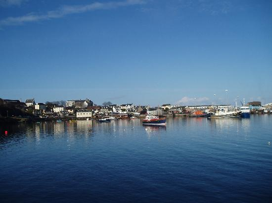 Mallaig from Western Isles Guest House