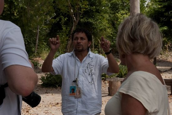The Native Choice Tours: David our Guide