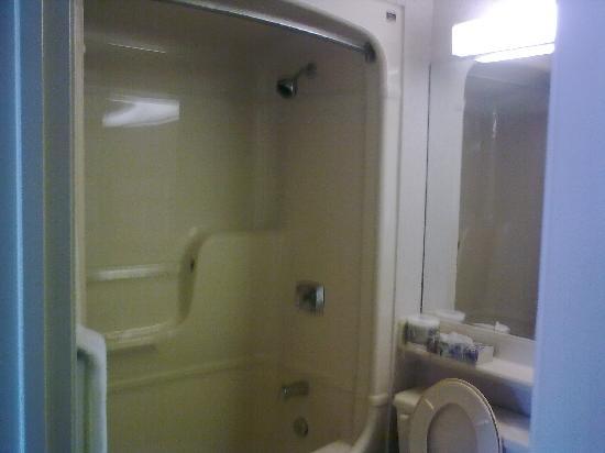Comfort Inn Sydney: Doccia