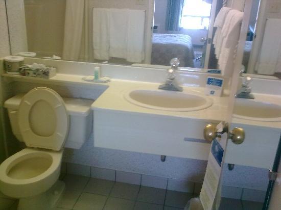 Comfort Inn Sydney: Bagno