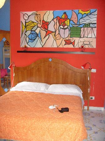 Diana City: il letto