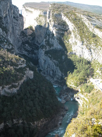 Moustiers Sainte-Marie, France: Gorge del Verdon