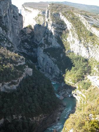 Moustiers Sainte-Marie, Francia: Gorge del Verdon