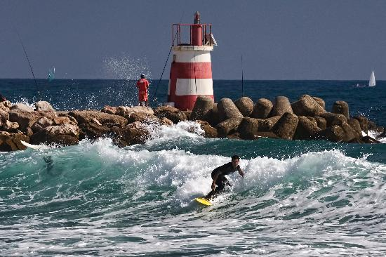 tavira lighthouse
