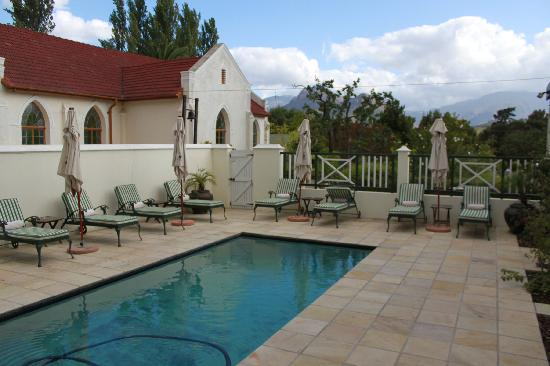 Residence Klein Oliphants Hoek: The Pool