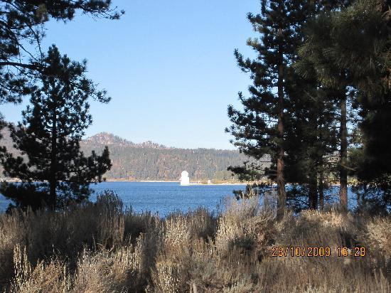 Snow Lake Lodge: Observatory on big bear lake