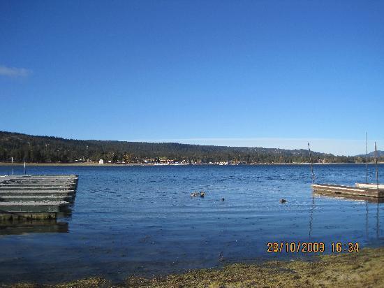 Snow Lake Lodge: Big bear lake