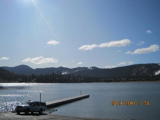 Snow Lake Lodge: Big bear lake