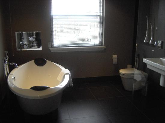 The Chester Residence: The bathroom