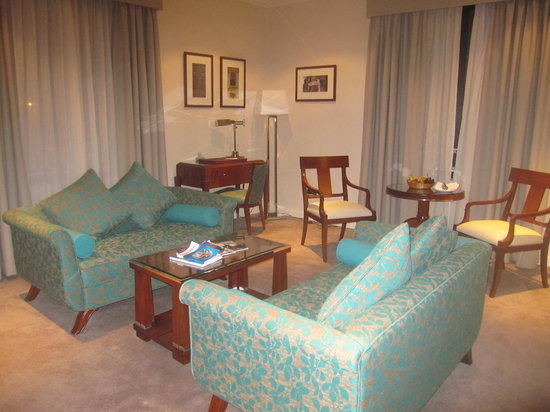 The Phoenicia Malta: Sitting Room