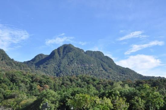 Kuching, Malezya: Mt Santubong