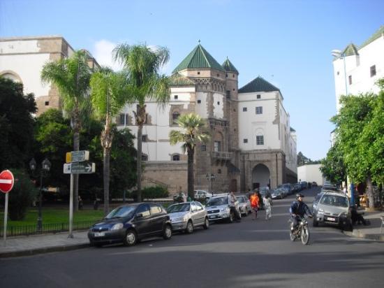 Casablanca, Morocco: Medina Casa
