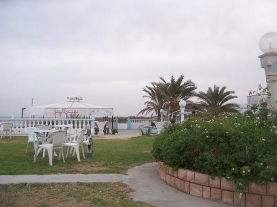 Corniche...Casino de Gabes