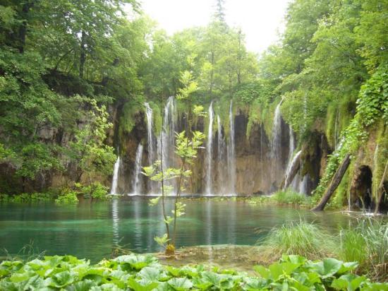 Cascades : Plitvická jezera