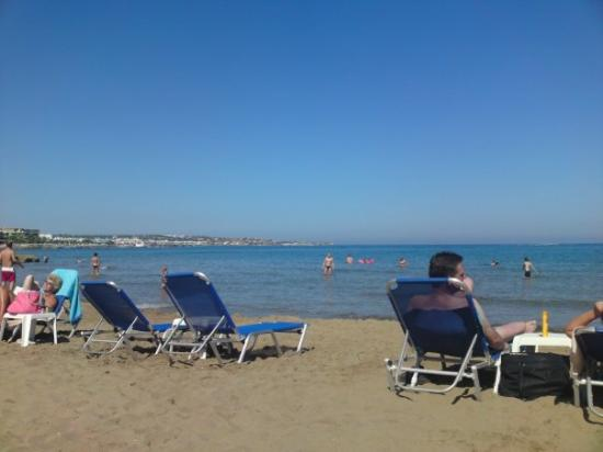 Chersonisos, Hellas: Meltemi Beach...