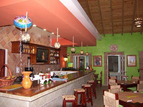 Restaurant Taqueria El Burrito : Bar