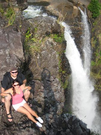 Volcán, Hawái: Rainbow Falls