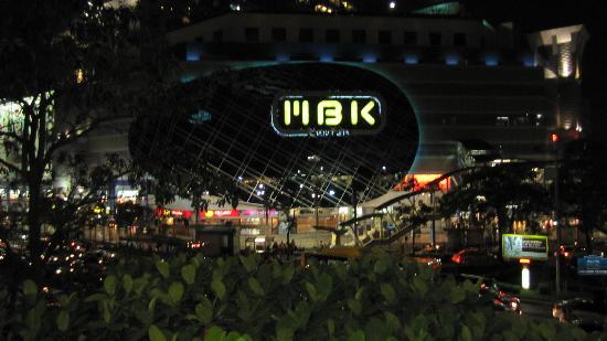 Novotel Bangkok on Siam Square: MBK nearby
